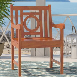 Hershman Patio Dining Chair