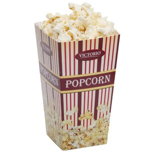 4-Cup Popcorn Boxes (Set of 10)