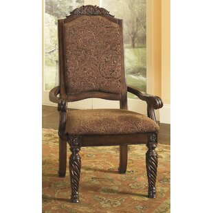 Castlethorpe Upholstered Arm Chair (Set of 2)