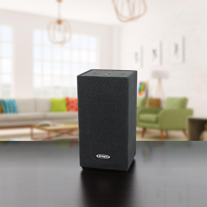 Jensen Mobile Amazon Alexa Enabled Wi Fi Stereo Smart | Wayfair