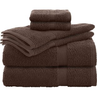 Gerber 6 Piece 100% Cotton Towel Set By The Twillery Co.