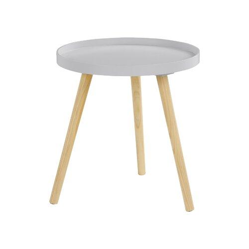 Tabletttisch Ida Zipcode Design Farbe: Grau | Wohnzimmer > Tische > Weitere Tische | Zipcode Design
