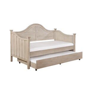 Dudley Day Bed with Trundle