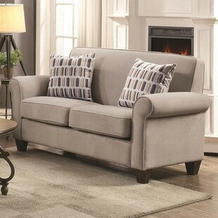 Betancourt Contemporary Loveseat
