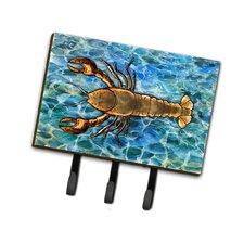 Lobster Leash or Key Holder by Caroline's Treasures