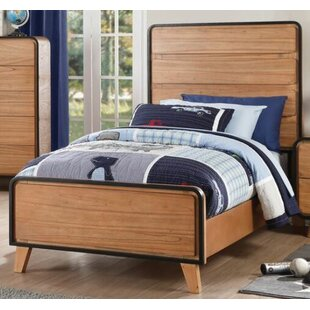 Gipson Sleigh Bed by Ivy Bronx