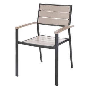 Marta Stacking Patio Dining Chair