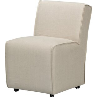 Sarreid Ltd Roller Slipper Chair (Set of 2)