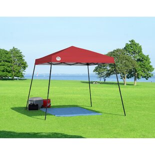 Shade Tech 9 Ft. W x 9 Ft. D Steel Pop-Up Canopy by QuikShade