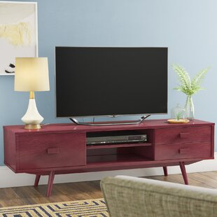 Reviews Jaimie TV Stand for TVs up to 50 ByCorrigan Studio