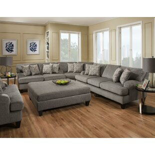 Turney Sectional with Ottoman
