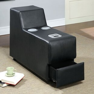 Coizer Contemporary Speaker Storage Ottoman By Latitude Run