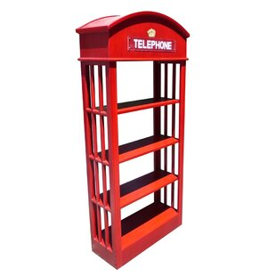 London Telephone Standard Bookcase