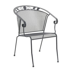 Oxford Stacking Patio Dining Chair (Set of 4)
