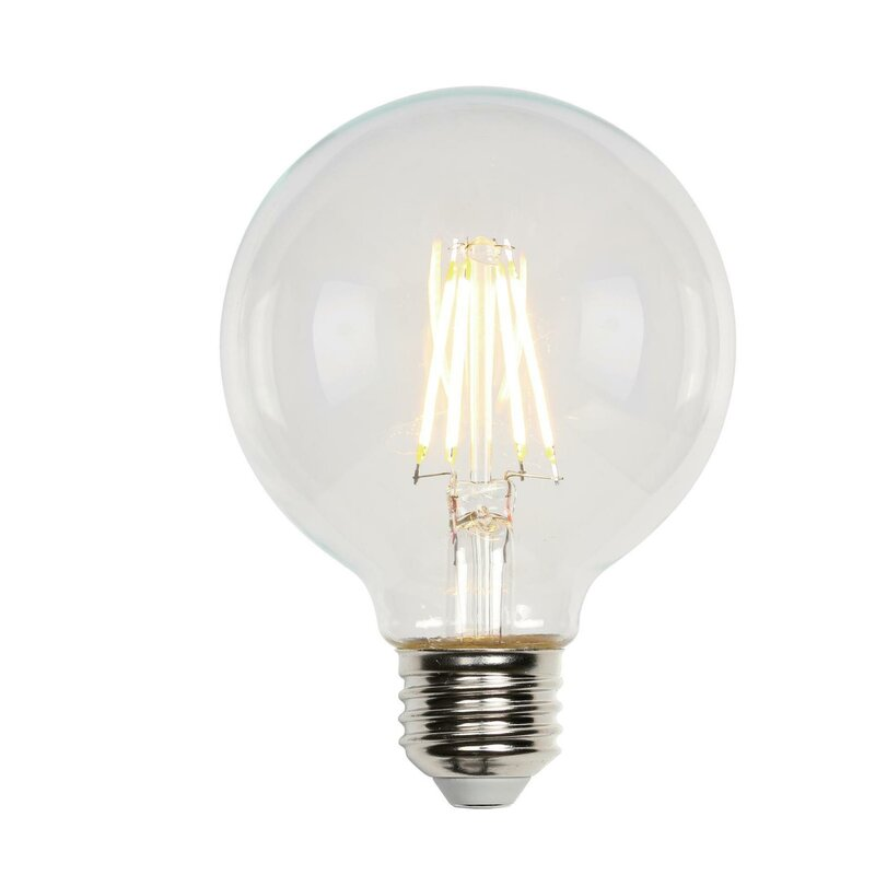Westinghouse Lighting 5 Watt 60 Watt Equivalent G25 Led Dimmable Light Bulb 2700k E26 Medium Standard Base Wayfair