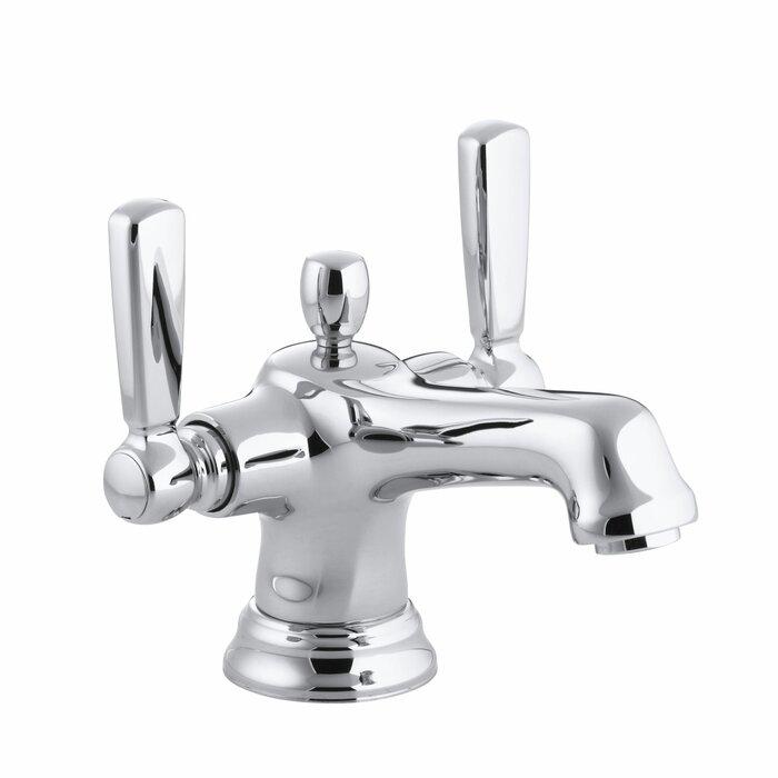 Bancroft Single Hole Bathroom Faucet With Drain Embly