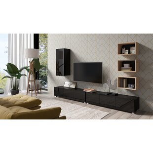 Review Yerger Entertainment Unit For TVs Up To 88