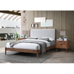 Hibbing Queen Platform 3 Piece Bedroom Set
