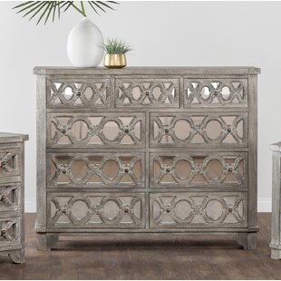 Online Reviews Cushing 9 Drawer Dresser By Mistana