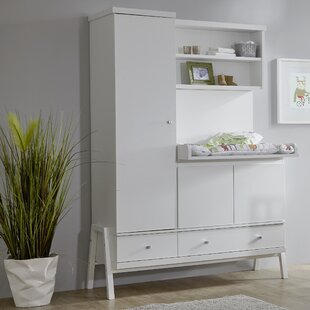 Holly White 3 Door Wardrobe By Schardt