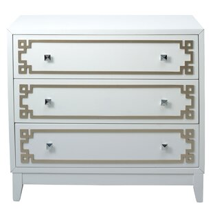 Fairburn 3 Drawer Chest