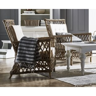 Peacham Arm Chair (Set Of 2) By Breakwater Bay