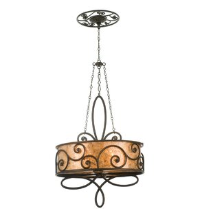 Kalco Windsor 4-Light Chandelier