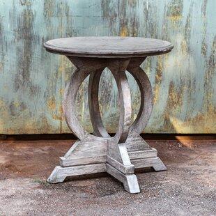 Tenley End Table by Gracie Oaks