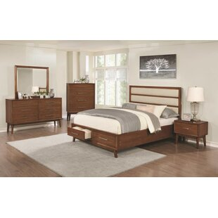 Marisol California King Panel Configurable Bedroom Set by Corrigan Studio