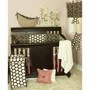 Look for Raspberry Dot 9 Piece Crib Bedding Set By Cotton Tale