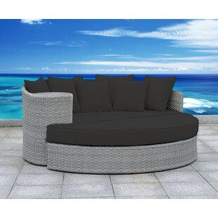Arbelaez 2 Piece Rattan Deep Sofa Set