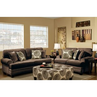 Leesburg Configurable Living Room Set by Alcott Hill