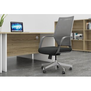 Scuba Mesh Desk Chair By Symple Stuff
