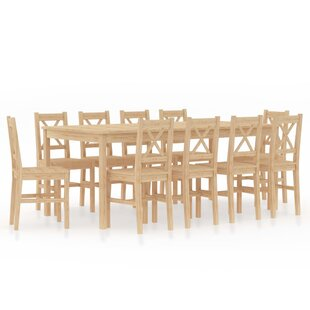 Greene Dining Set With 10 Chairs By Gracie Oaks
