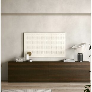 People Flush-Sliding Credenza by Pianca USA