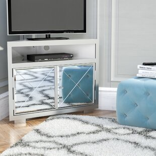 Reyes Corner TV Stand For TVs Up To 32