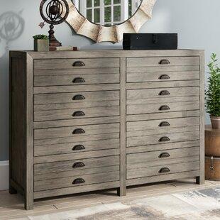 Trent Austin Design Somona 8 Drawer Double Dresser
