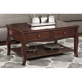 Read Reviews Coffee Table by Wildon Home®