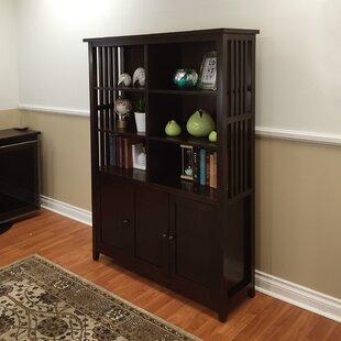 Gaudreau 3-Tier Standard Bookcase By Red Barrel Studio