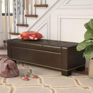 Davers Fabric Storage Bench