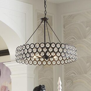 Brayden Studio Gerena 6-Light Pendant