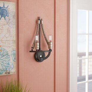 Ballantine 2-Light Hardwired Wall Sconce & Hardwired Wall Sconce | Wayfair
