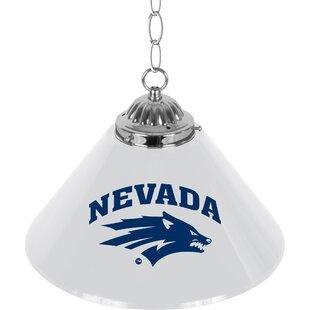 Trademark Global NCAA 1-Light Pool Table Lights Pendant