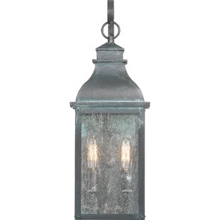 Modbury 2-Light LED Outdoor Wall Lantern