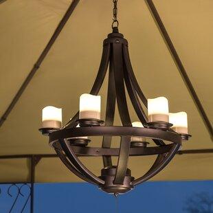 Gracie Oaks Cedarvale 6-Light Chandelier