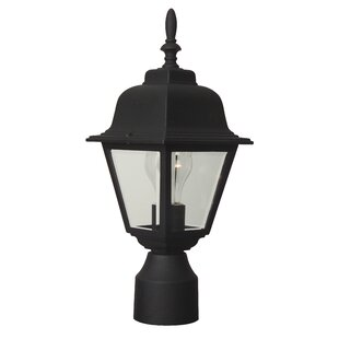 Top Oakhill 6 Post Lantern By Charlton Home