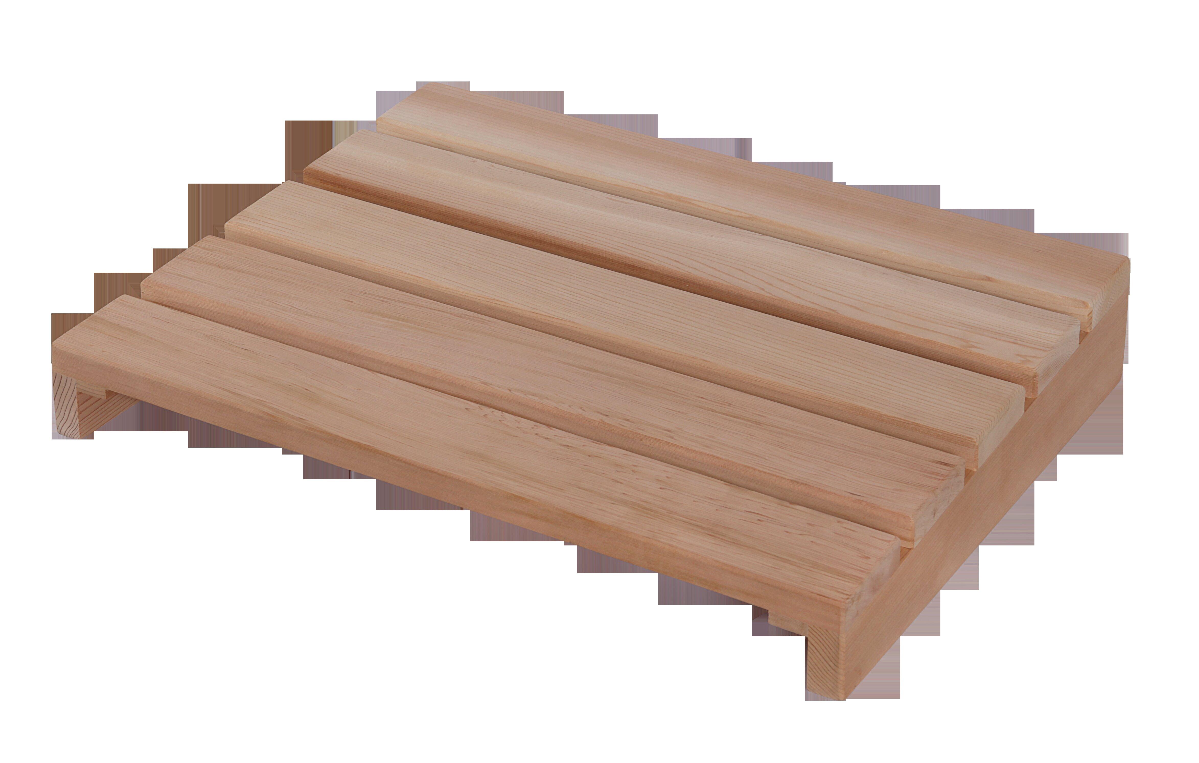 Premium Saunas Cedar Headrest Wayfair