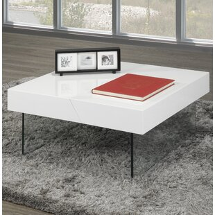 Coffee Table With Storage by Brassex Cheap