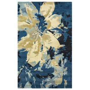 Online Reviews May Hand-Tufted Black Area Rug ByMeridian Rugmakers