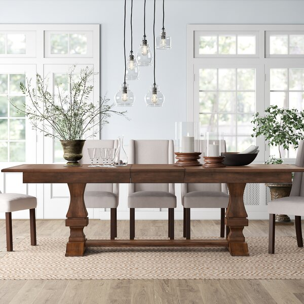 Large Dining Table Seats 12 | Wayfair